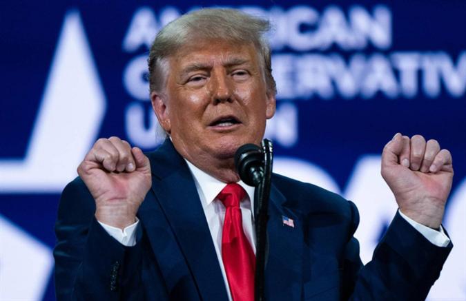 """特朗普叫嚣""""中国赔款10万亿,所有国家取消对华债务"""",中方回应"""