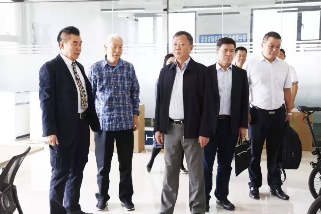 中自协刘素文理事长一行赴大行公司调研