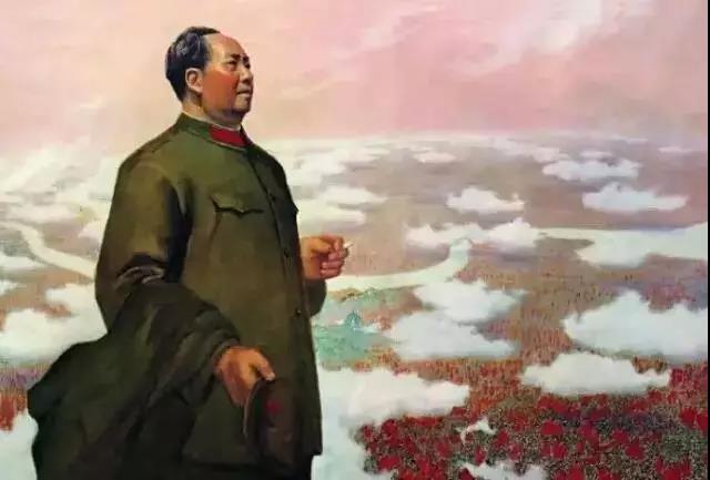 毛泽东时代,话语权牢牢掌握