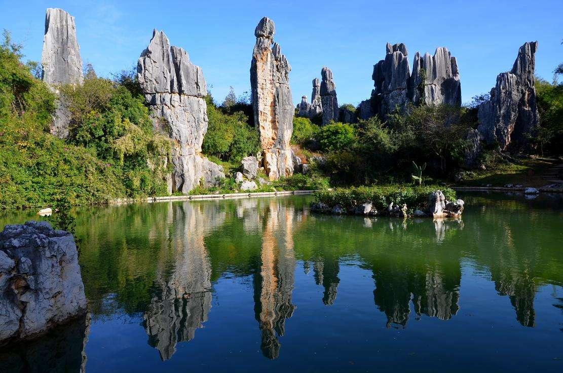 昆明景点推荐二日游,云南昆明最值得去的五个景点