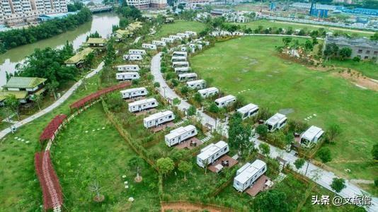 文旅项目之房车营地建设方式,这样的营地让旅游更安全