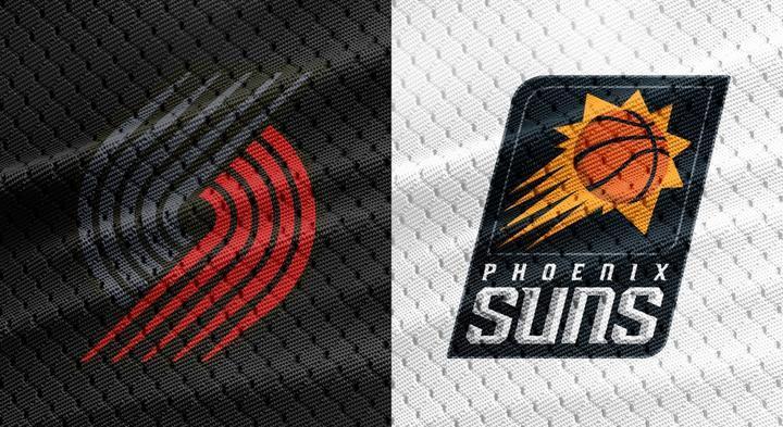 NBA直播:开拓者vs太阳,利拉德单挑攻守均衡的太阳