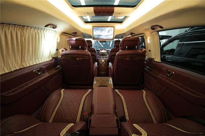 祥瑞富贵,紫气东来——奔驰V260L尊享版纵享顶奢商务之旅