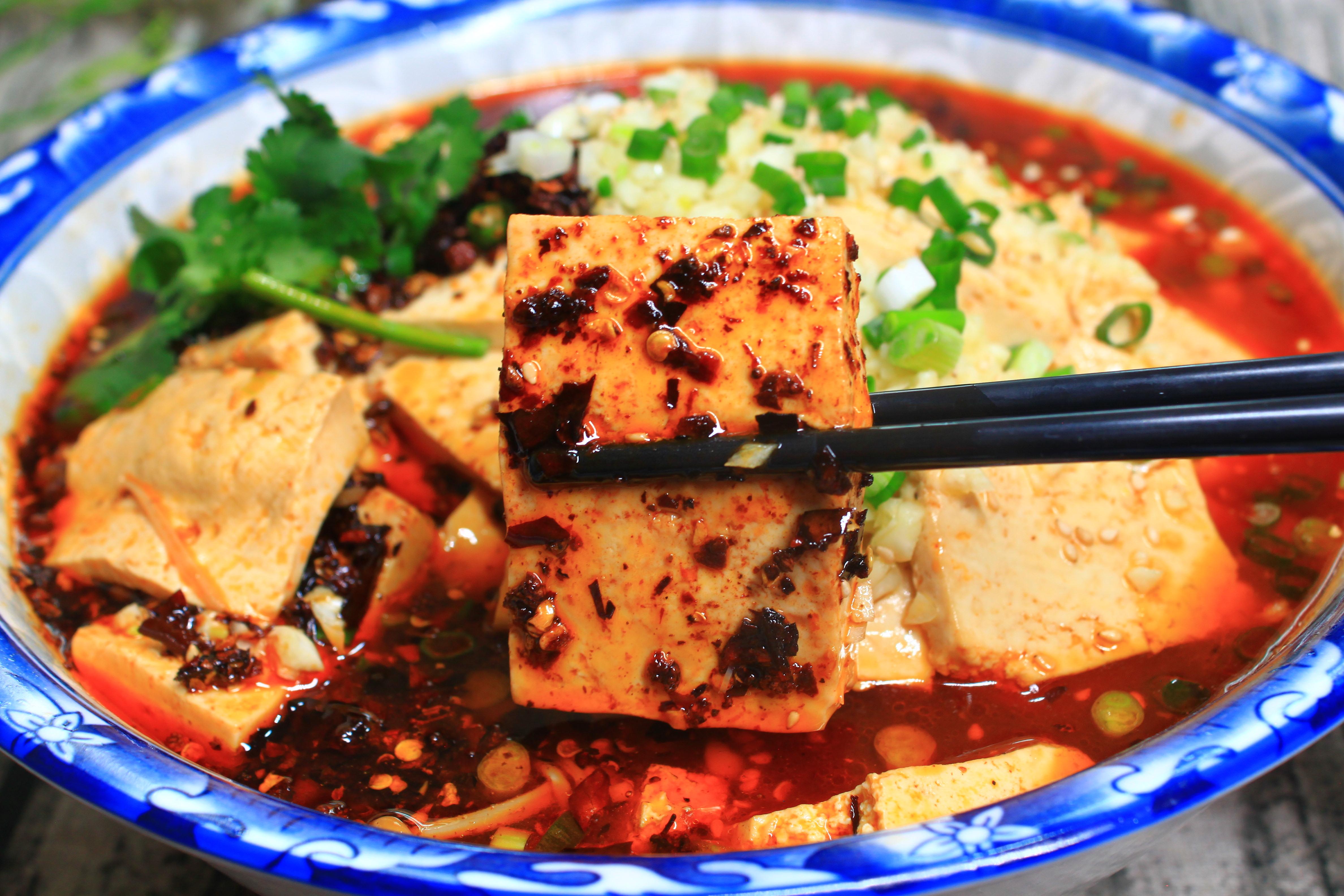 学会豆腐这个做法,大鱼大肉靠边站,香辣解馋,下饭超过瘾,真香 美食做法 第2张