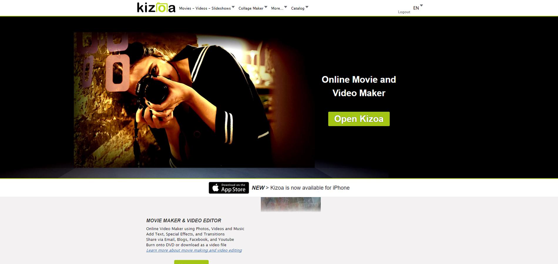 4个可以在线剪辑视频的网站分享