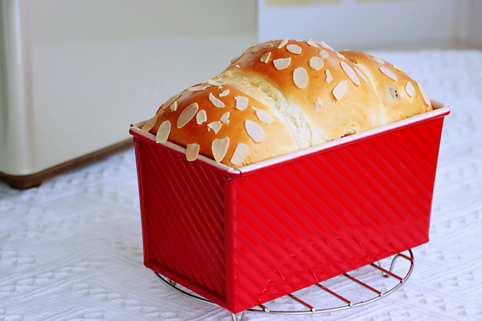 用了6年的麵包方子,還是最愛它,蓬鬆暄軟,細膩拉絲,放3天不硬