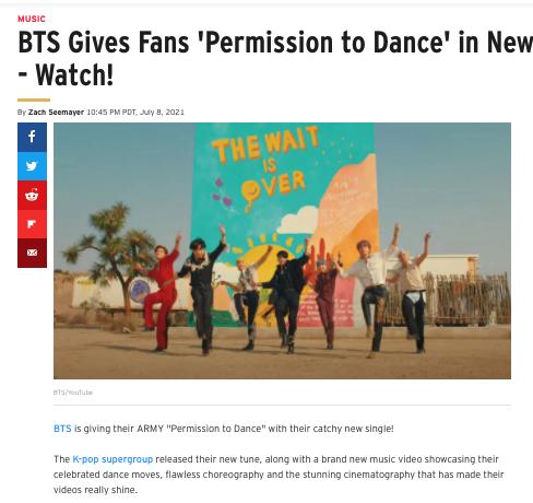 BTS发售新专辑,欧美市场好评如潮:他们又要创造历史了