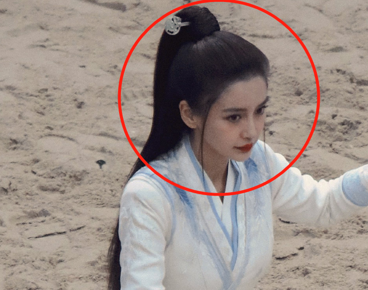 杨颖新剧《尘缘》来袭,跟马天宇也有CP感,海报却把网友给劝退了