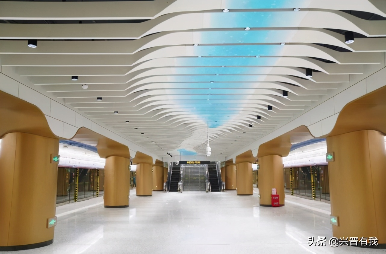 2020年12月26日,太原,地铁来了