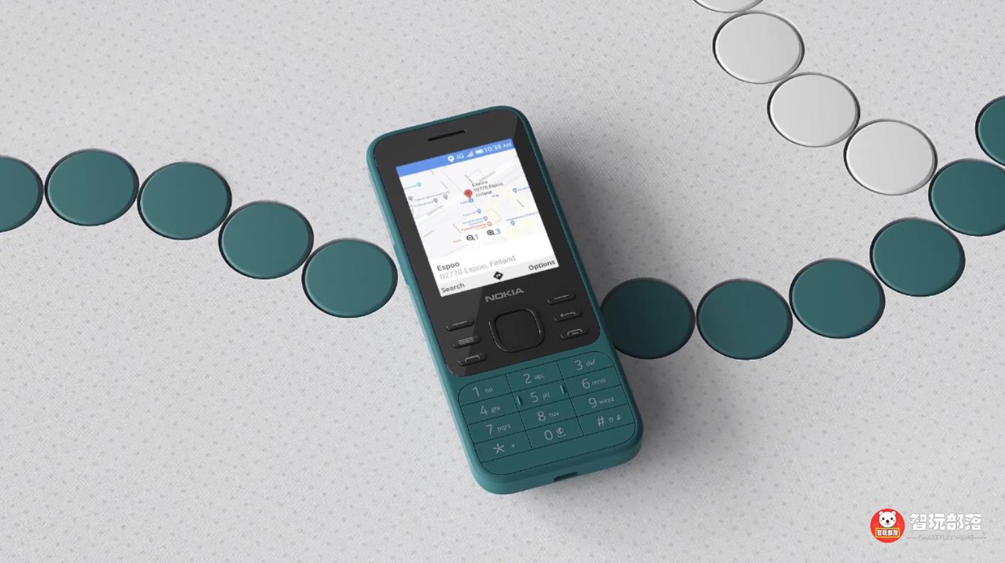 诺基亚6300 4G经典复刻版发布:改用聚碳酸酯材质机身