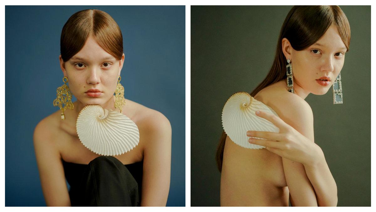 从影视剧组走出的90后珠宝设计师:专访MOH品牌创始人于庚艺