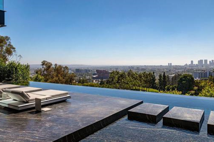 家庭亚克力透明游泳池设计