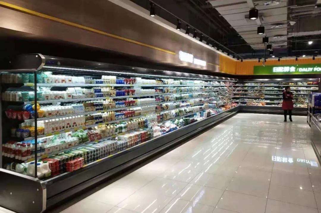 """健康安全成为消费主流,2021年超市""""生鲜""""大战将激烈"""