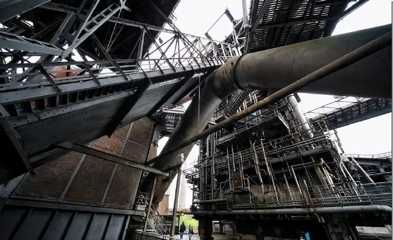 工业遗址治理后,竟然成为百万人膜拜的对象