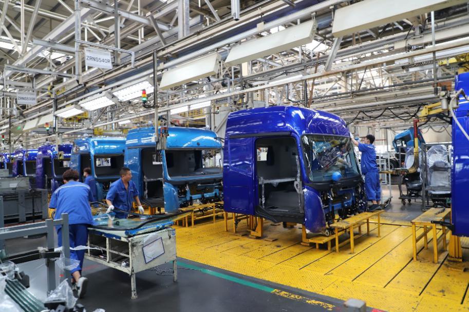 福田戴姆勒<a href=http://www.gkjnet.com/auto/ target=_blank class=infotextkey>汽车</a>以出色业绩助推首都制造业高质量发展
