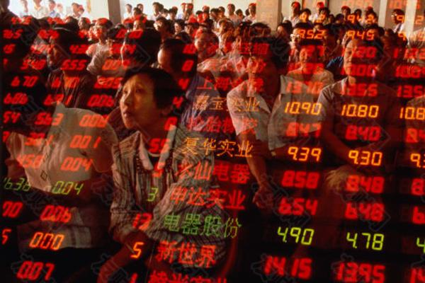 中国股市市值超过10万亿美元 创下历史新高