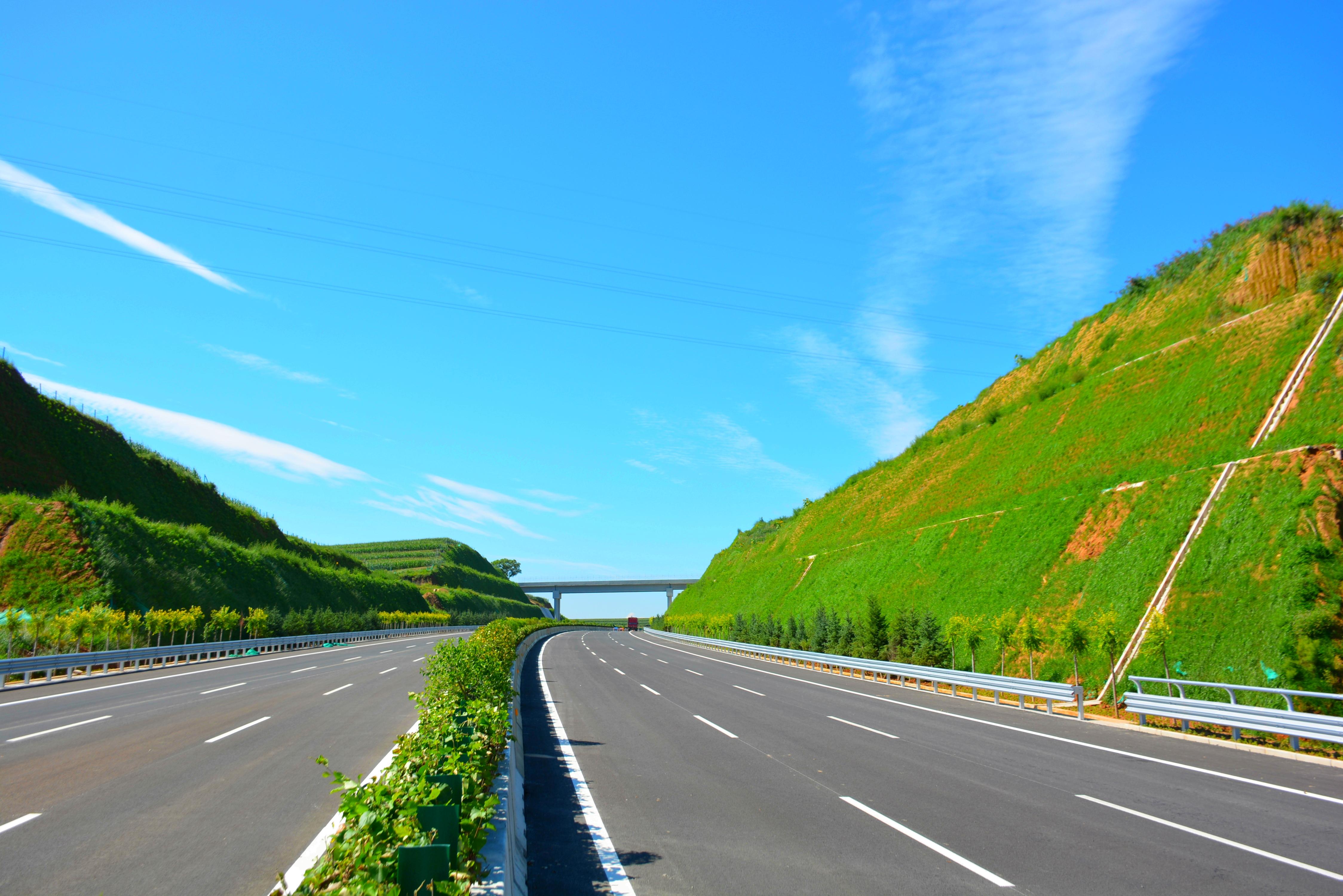 """二环高速东环段建成 """"大太原""""变大了"""