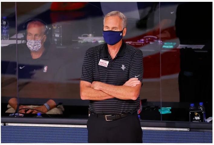 只差官宣!拒绝联手哈登,拒绝耻辱合同,火箭前巨头将加盟篮网