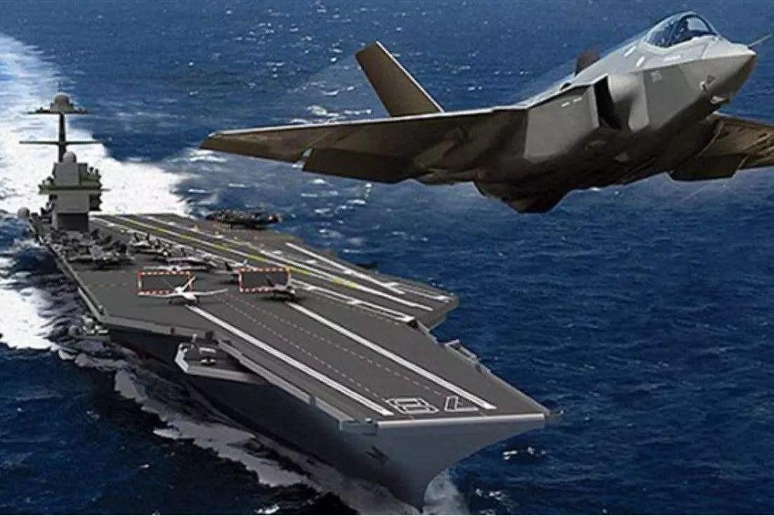 加大对付中国的力度?美国故技重施,又搞出一庞大造舰计划