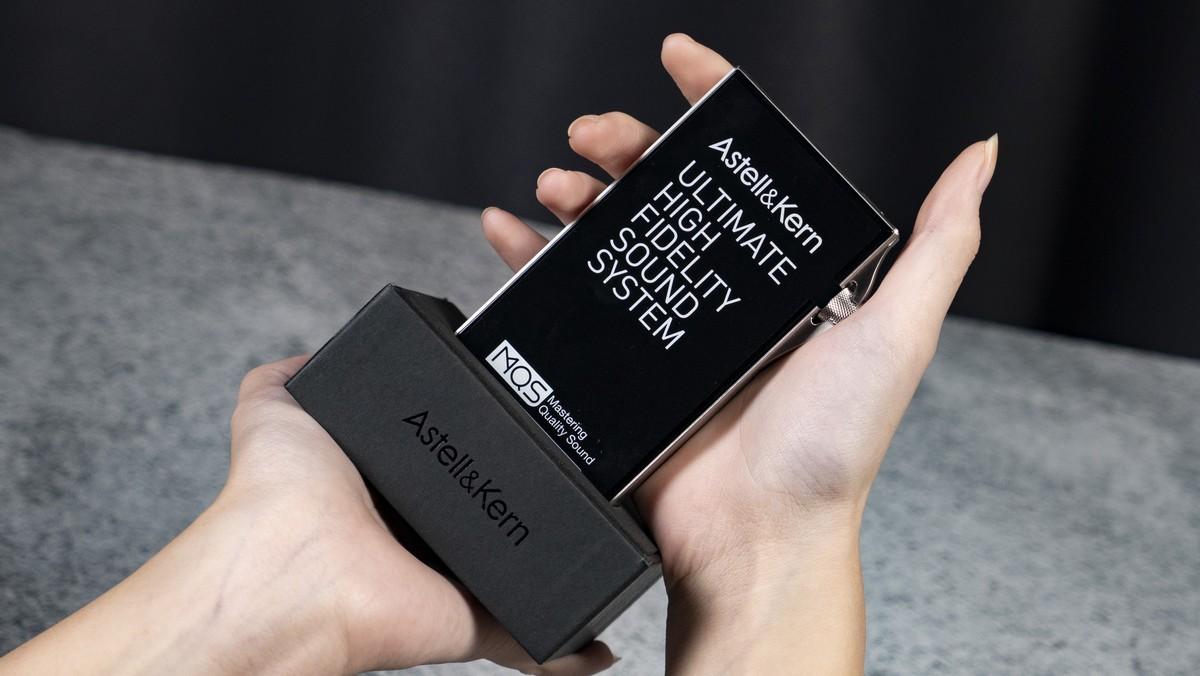 火速开箱:7周年致敬功臣的Astell&Kern SA700