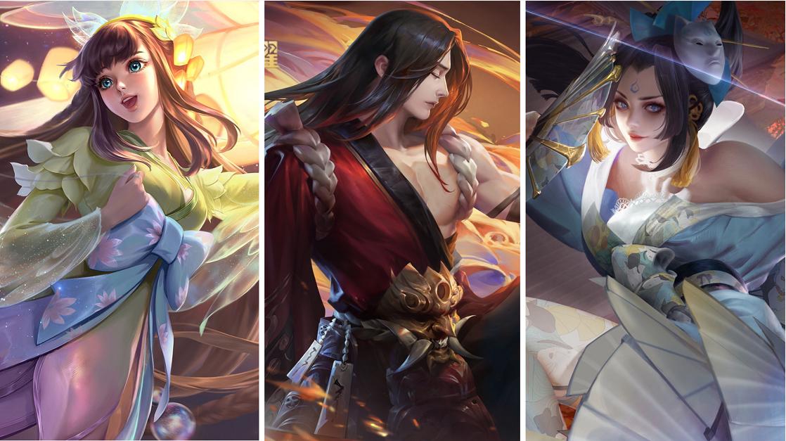 王者荣耀:S24最后一周,三位SNK英雄免费送,全新188皮肤上线