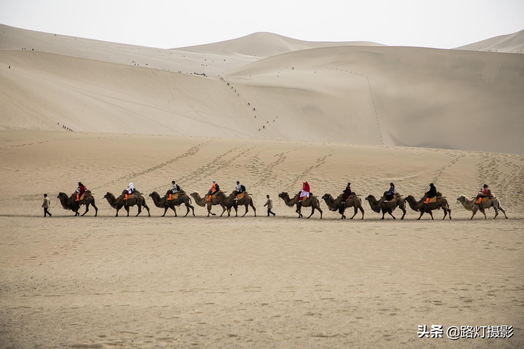 大美甘肃,亚洲最佳旅游地的第一名!这10个旅行地此生一定要去