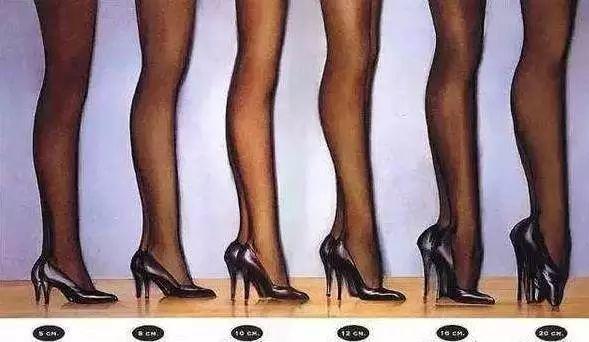 """高跟鞋:使女人味""""更上一层楼"""",它的魅力从何而来?"""