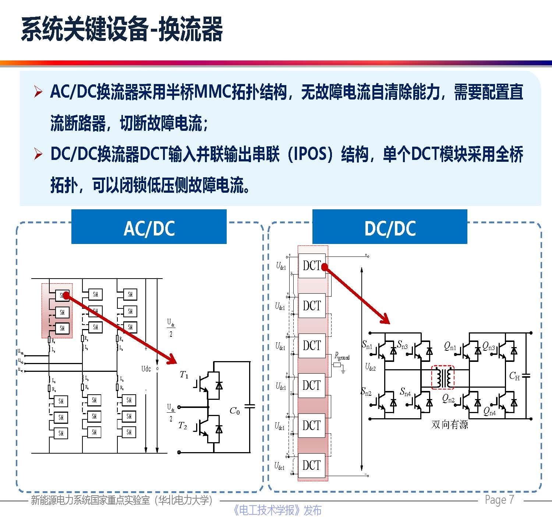 华北电力大学贾科教授:柔性直流配电网保护技术