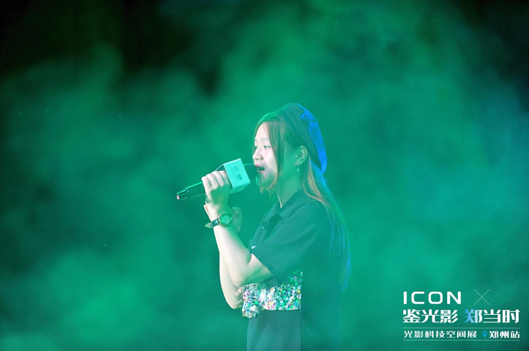 鉴光影·郑当时吉利 ICON光影科技空间展郑州站完美收官