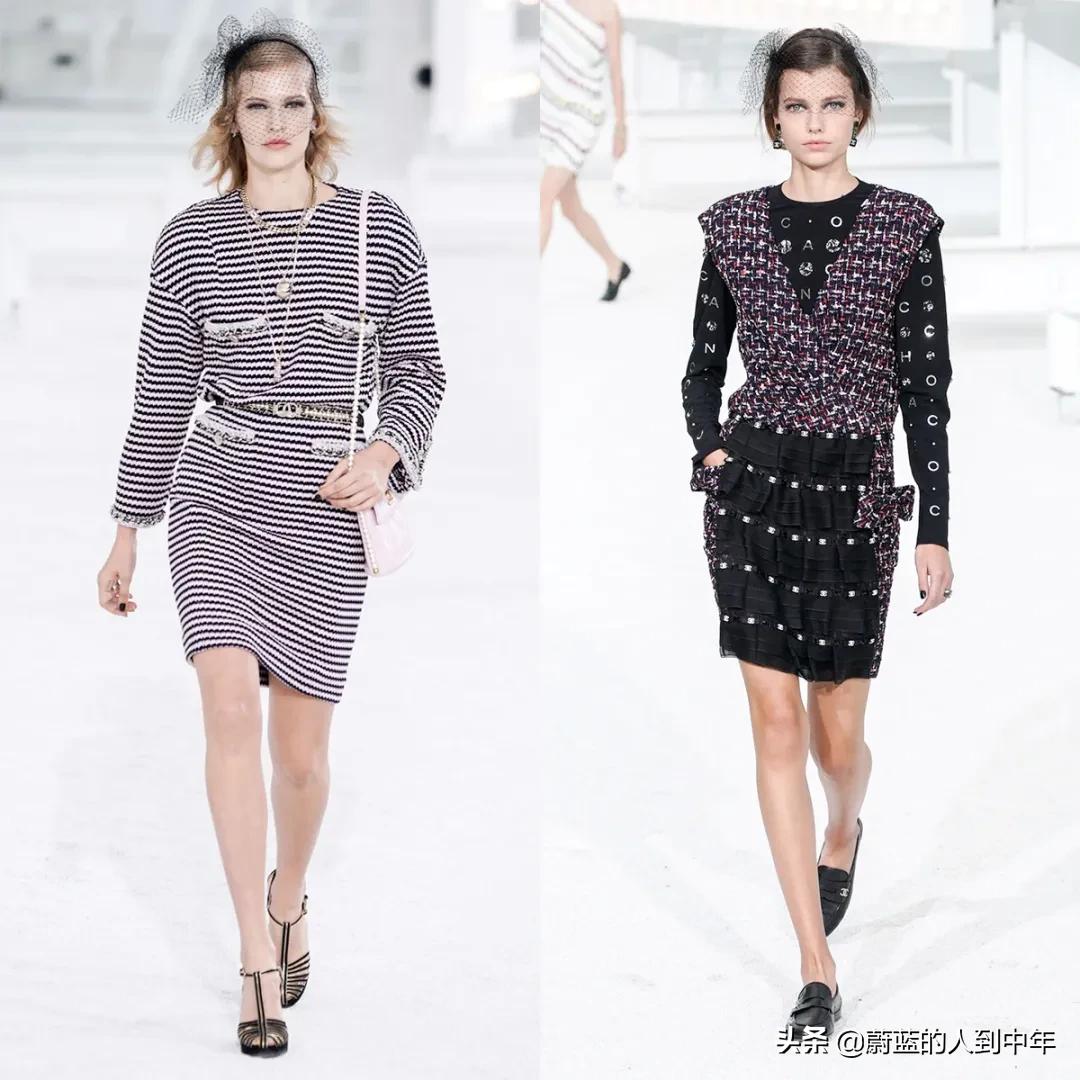 Chanel 2021春夏丨新一季充满愉悦与活力的新浪潮