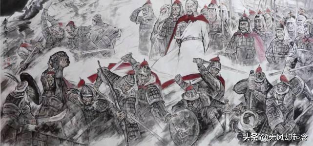 他英勇善战,屡次把金军打败,战功不亚于岳飞,为何却不出名?