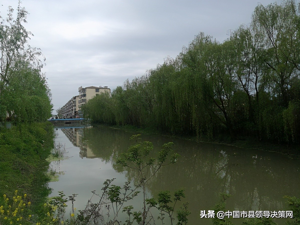 江苏省滨海县正红镇农房改善让百姓幸福感倍增