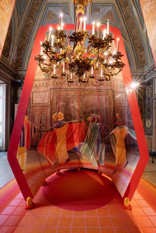 意大利奢华材料企业Alcantara的艺术赞助之道