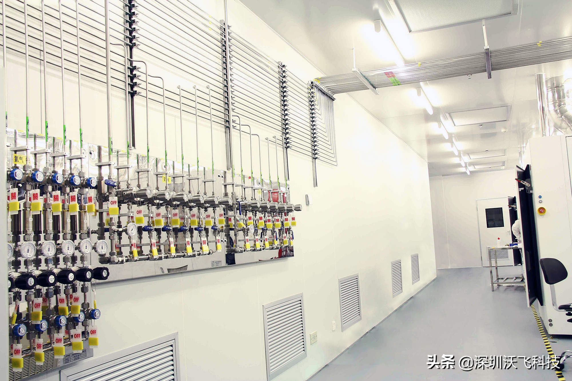 高纯气体管道配管技术及常见气体种类介绍
