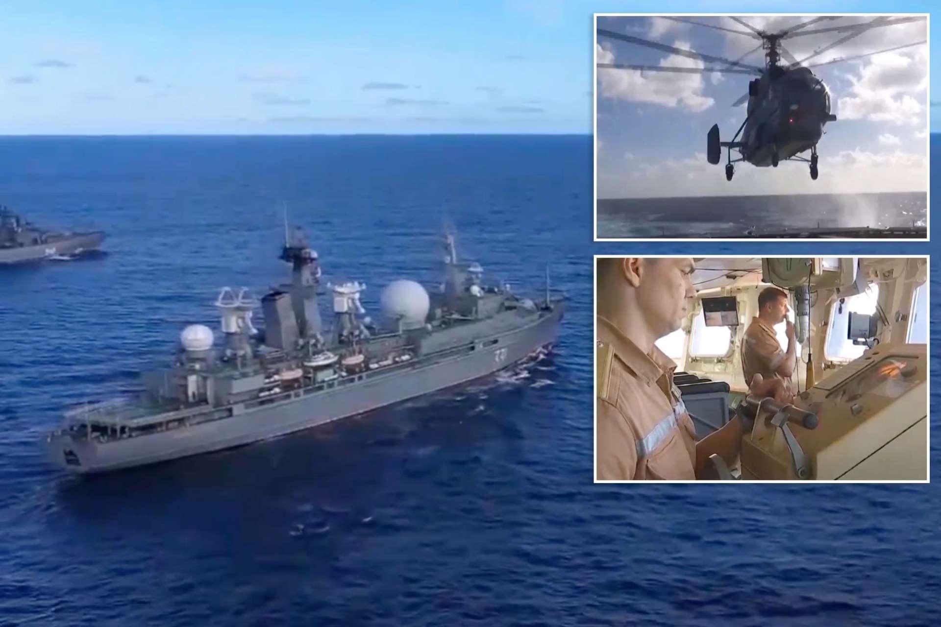 """""""击沉""""敌方航母!俄超音速轰炸机万里奔袭,夏威夷拉响战斗警报"""