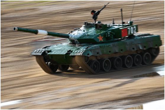 96B连夺小组赛第一,完胜T72不是问题,师承苏系坦克完成超越