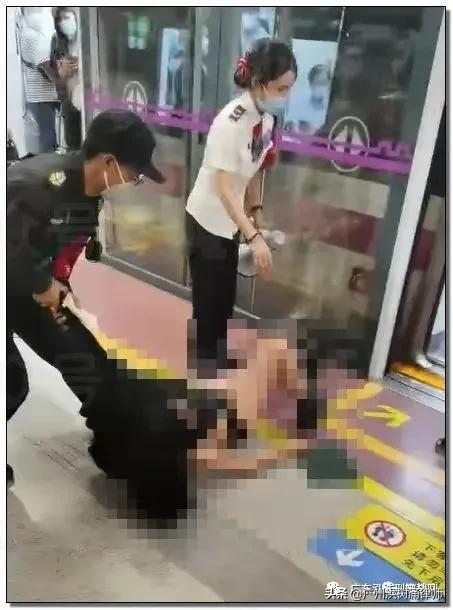 """战队文章:强制猥亵、侮辱罪视角下的""""地铁保安拖拽女乘客""""事件"""