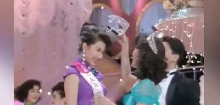 蔡少芬香港小姐没哭但成团哭了