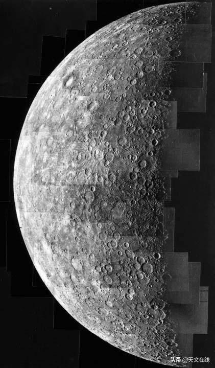 从水手10号到贝皮可伦坡号,水星的探索历程