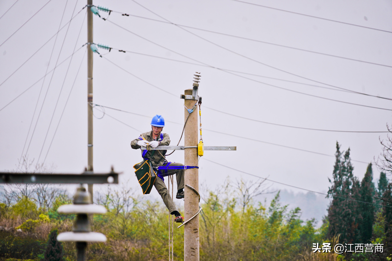 国家电网上饶供电公司在配电方面开展了施工人员认证的自我实施