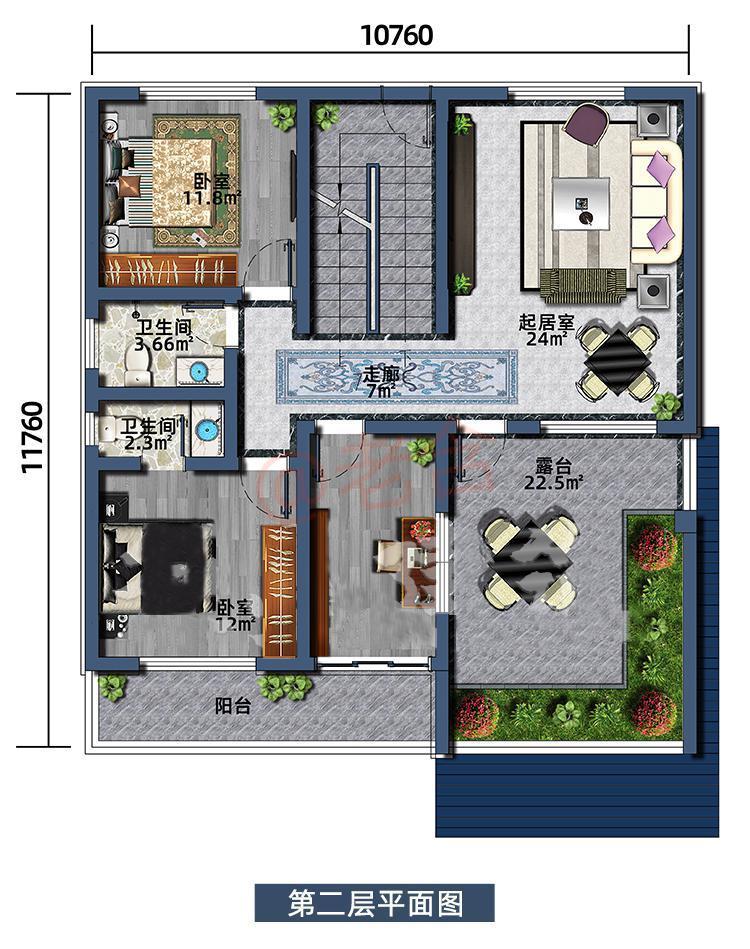 广西刘大叔退休后回老家建了一栋二层别墅,花了一半的养老金