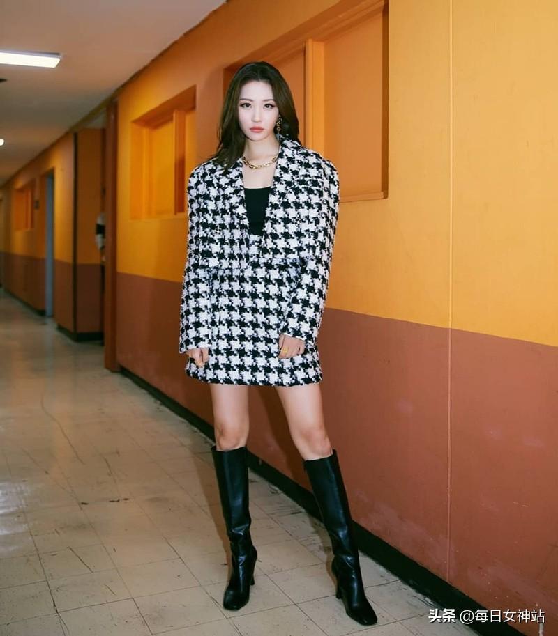 宣美,韩国女歌手,Wonder Girls组合成员