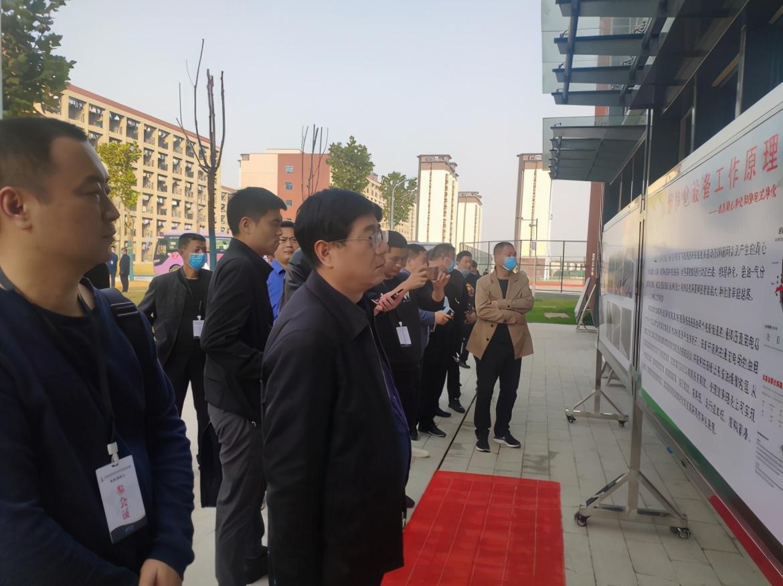 党建与业务同频共振推动漯河城管事业高质量发展
