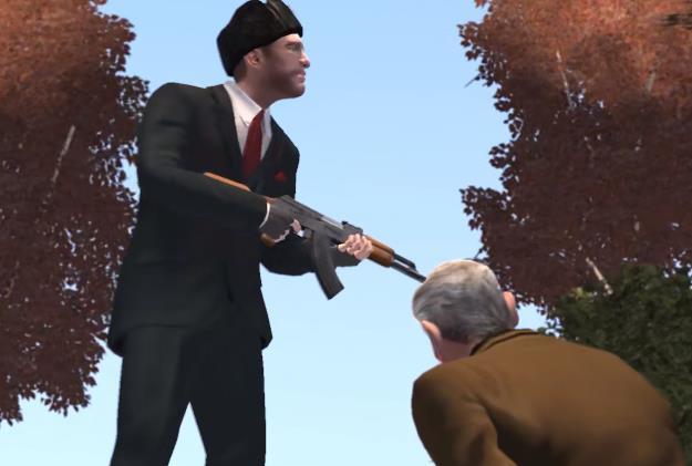 《GTA》大结局发展史,有人飞黄腾达,也有的人满目凄凉