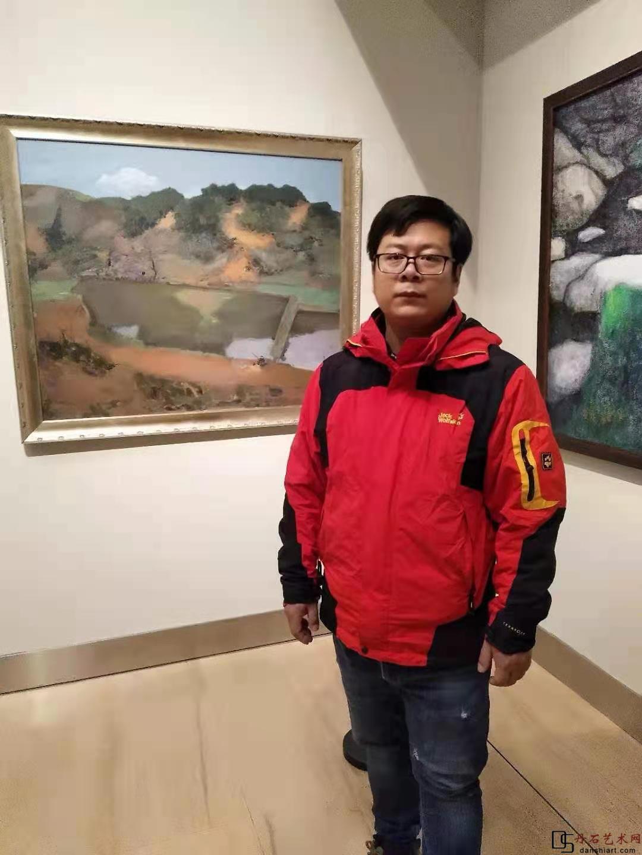 西画名家-范晓磊