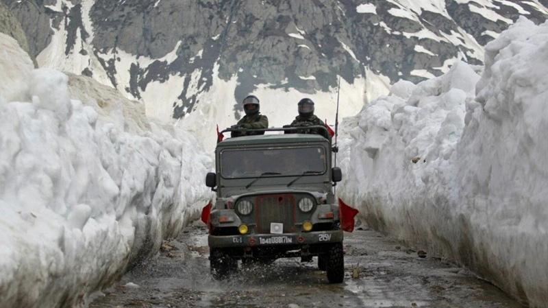 外媒:印度和中国都在为可能在寒冬里爆发的战争做准备