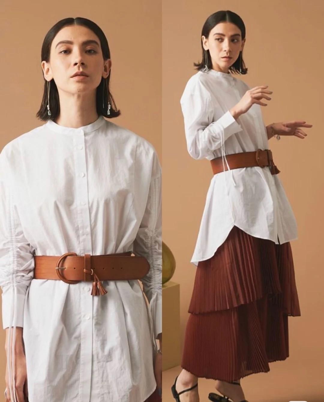 40歲的女人要穿的樸素,學會合理使用白色,花樣百變還好看