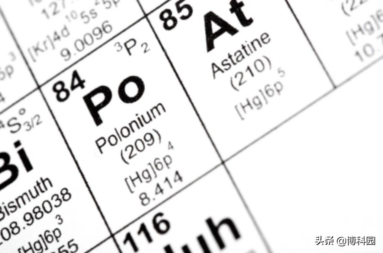 首次测量出:地球上最稀有砹元素的电子亲和力为2.41578eV