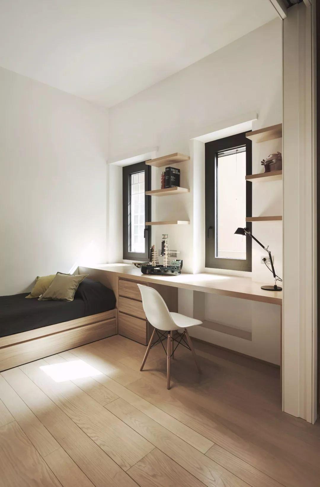 《小舍得》的书房设计:学习好不好,还是得要有书房!真德美门窗