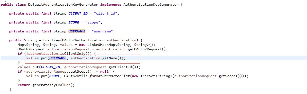 SpringBoot2 整合OAuth2实现统一认证
